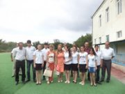 Voisketap School's NGO Project's Opening